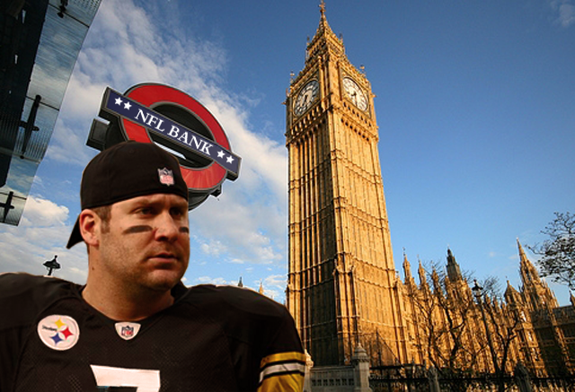 Big Ben vs. Big Ben in 2013